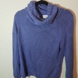 Periwinkle Chunky Sweater